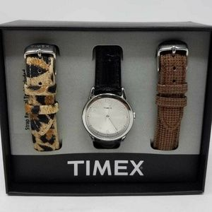 Timex Weekender Removal Straps Women's Watch NEW
